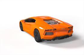 Airfix J6007 Airfix QUICK BUILD Lamborghini Aventador
