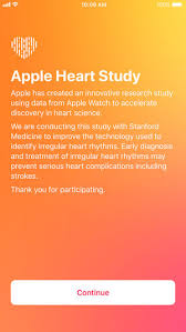 Apple, heart, study, overview - American Well