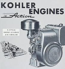 kohler engine owners manual model k241 k301 k321 • 10 00 picclick kohler engine service manual k91 k181 k241 k301 k321 k341 repair shop overhaul