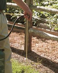 electric fence for garden. Improving The Effectiveness Of An Electric Fence For Garden