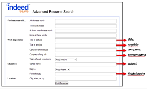 resumes posting post resume on indeed the best resume