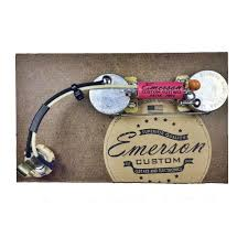 emerson custom p bass prewired kit pb axe and you shall receive emerson custom p bass prewired kit pb