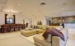 Design On A Dime Decorating Ideas Modern Luxury Big House Living Room Design