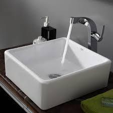 Square Sinks Bathroom Square Bathroom Sinks Youll Love Wayfair