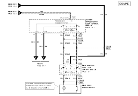 power window relay switch wiring diagram where is the power window relay on a 2000 ford mustang graphic