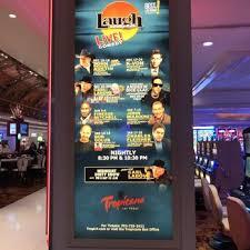 Laugh Factory Las Vegas Seating Chart Unbiased Tropicana Laugh Factory Seating Chart 2019
