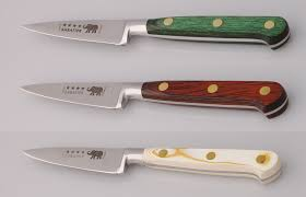 paring knife. Thiers-Issard Four-Star Elephant Sabatier Knives 3 In Paring Knife I