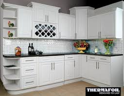 Nett Thermofoil Kitchen Cabinets In Bar Area 2 51180 Kitchen With