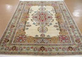 red and blue persian rug 6 x hand knotted wool ivory red blue green oriental rug carpet red and blue persian style rug