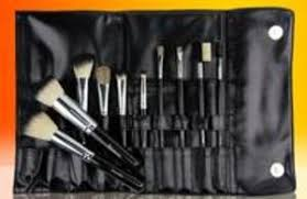 29 beaute basics 10 piece italian badger makeup brush set dealmoon