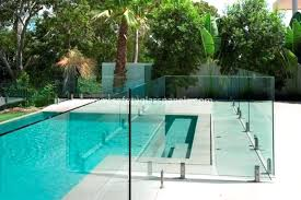 glass fence around pool railing barade outdoor swimming fencing suppliers adelaide glass fence around pool transpa swimming safety fences cost