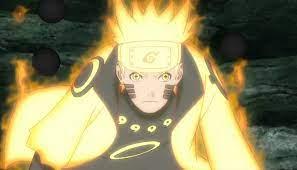 Las 12 transformaciones de Naruto Uzumaki
