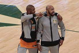 Jevon Carter on trade from Suns ...