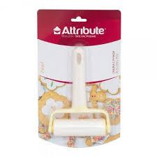 <b>Скалка</b> для теста 10см <b>Attribute Pastel</b> ABP291 - купить в ...