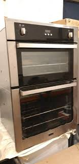 stoves double gas oven for