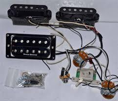 jackson dk2 skull guitar pickups & wiring harness duncan designed PRS Wiring Harness at Guitar Amp Wiring Harness
