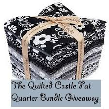 Why Not Sew?: The Quilted Castle Riley Blake Tuxedo FQ Bundle ... & Thanks to all of you who left comments telling me about your quilting  inspirations. I enjoyed reading all of them. Thanks to The Quilted Castle  for ... Adamdwight.com