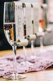 559 best wedding escort & place cards images on pinterest place Wedding Escort Cards And Table Numbers a scroll style escort card looks chic and elegant perched on the rim of a DIY Wedding Table Cards