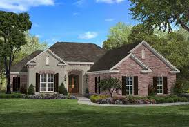 French Country Plan 1800 Square Feet 3 Bedrooms 25 Bathrooms French Country Ranch Style House Plans
