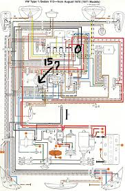 vw beetle wiring diagram 1971 vw image wiring diagram wiring diagrams for a 1973 vw super beetle the wiring diagram on vw beetle wiring diagram