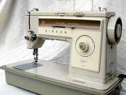 Singer Sewing Machine Model 513