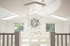 two story foyer transitional entrance foyer jodi foster throughout large chandeliers for