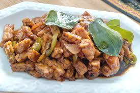 Orek tempe adalah makanan tradisional yang mudah dibuat di rumah. Indonesian Recipe For Vegan And Vegetarian Oseng Tempe Pedas Manis Steemit