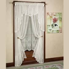Mutow Rakuten Global Market Rose Pattern Lace Curtains E20