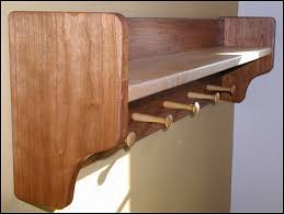Maple Coat Rack