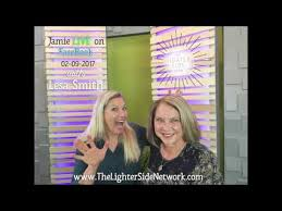 The Lighter Side with Jamie Butler Audio: Saying Hello and Not Goodbye with Lesa  Smith - YouTube
