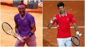 Rome Tennis Masters: Rafa Nadal vs ...