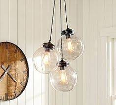multi pendant lighting fixtures. multi pendant light fixture globe clear glass shade incandescent bulb black steel fitting hanging dining lighting fixtures e