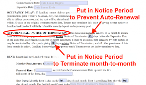 Template Auto Lease Template Residential Lease Agreement