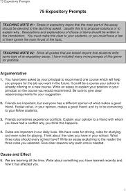 rules essay essay on one rule to live by write  75 expository prompts pdf teaching note 2 since all grades that are tested require that students essay on road safety rules