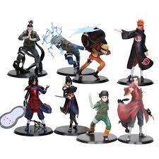 Anime Badass Store in 2020 | Action figure naruto, Naruto merchandise, Action  figures