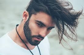 Coupe De Cheveux Homme Pour Cheveux Secs Cheveux Long