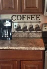 diy coffee decor for kitchen coffee kitchen images households on luxury kitchen coffee decor ideas