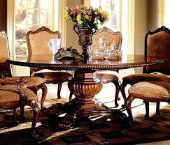 formal round dining room sets formal round dining room tables formal dining room sets for round