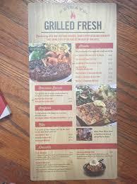 tgif menu 2