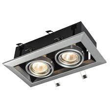 Точечный <b>светильник Maytoni DL008-2-02-S</b> Metal - купить ...