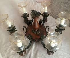 Lampe Deckenlampe Kronleuchter Antik
