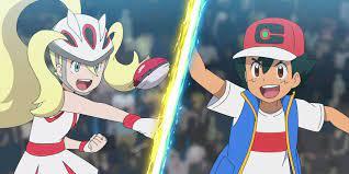 Pokémon Journeys: Ash Reunites With Korrina for a Rematch