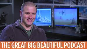 Episode 5: Greg Weisman - The Great Big Beautiful Podcast
