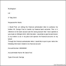 47 Recent Authorization Letter To Process Visa Application