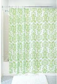 bold shower curtains damask fabric shower curtain shower screen with bold pattern design polyester lime green bold shower curtains