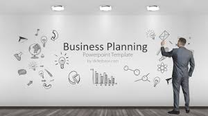 Planning A Presentation Template Business Planning Powerpoint Template