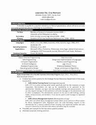 Resume Templates For Assistant Professor Elegant Resume Template Best Of Resume Templates For Assistant 16