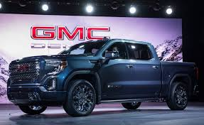 Best 2019 GMC Pickup Trucks Price and Release date | Car Concept 2018