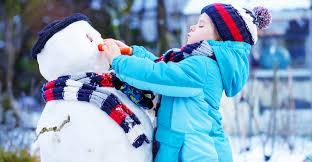 winter outdoor activities. Sensory Exploration - Winter Outdoor Activities