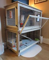 33 building a rabbit cage and hutch diy